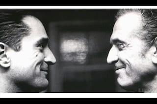 """Robert DeNiro a Roma per il documentario suo padre: """"Era gay ed adorabile"""""""