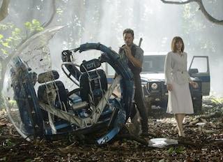 """""""Jurassic World"""": il trailer italiano, la trama e il cast"""