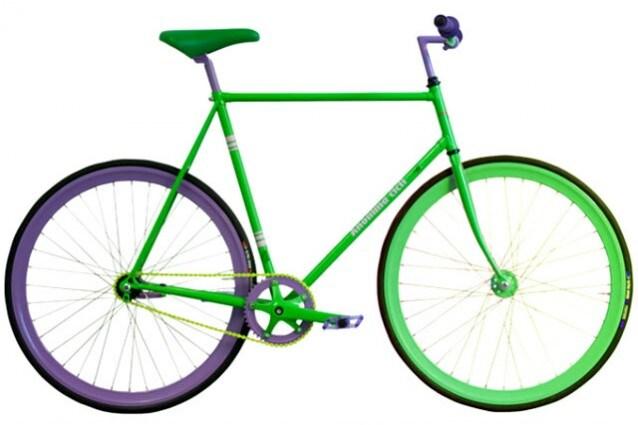 bicicletta-interchangeable-verde