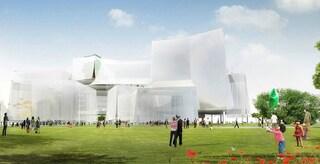 SANAA vince il concorso per il Taichung City Cultural Center
