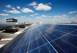 Rivoluzione IKEA: pannelli solari presto in vendita