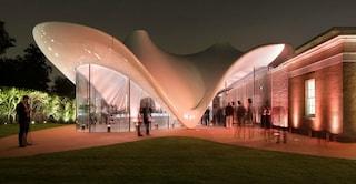 Zaha Hadid firma la nuova Serpentine Sackler Gallery a Londra