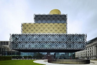 La Library of Birmingham: la biblioteca più grande d'Europa