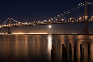The Bay Lights a San Francisco è la più grande scultura di luce LED del mondo (VIDEO)