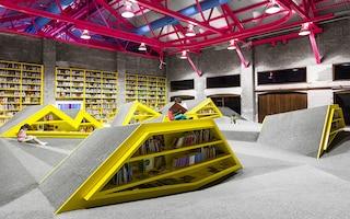 Una biblioteca tutta da giocare