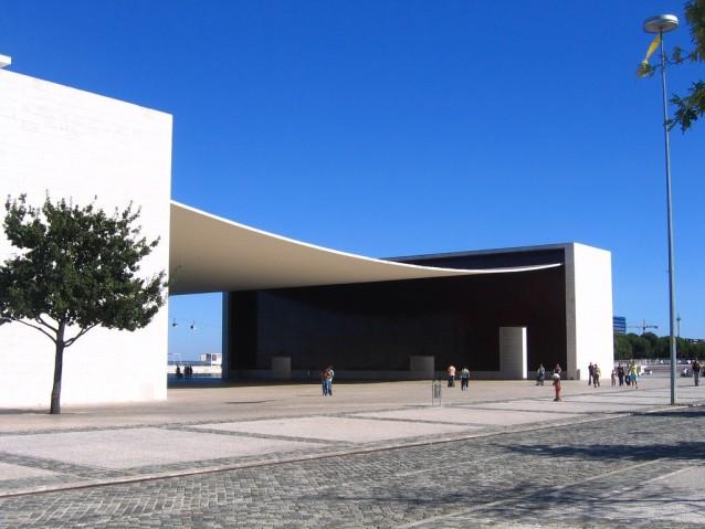 Pavilion of Portugal, Alvaro Siza