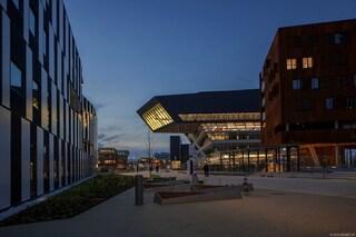 Zaha Hadid inaugura il nuovo Library&Learning Center di Vienna