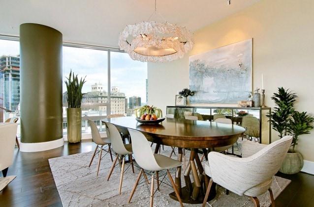 10 elementi a cui una casa contemporanea non pu rinunciare for Arredamento postmoderno