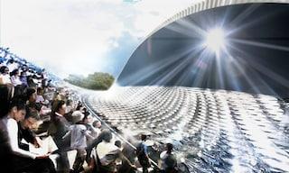 L'Einstein Museum di Norman Foster: prime immagini rivelate ma già tanti i dubbi sollevati.