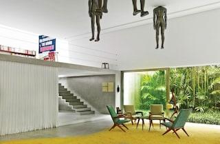 Una casa-museo: la Casa Cubo di Isay Weinfeld