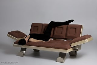 Il Cioccosofà di Diego Maria Gugliermetto: un divano tutto da gustare
