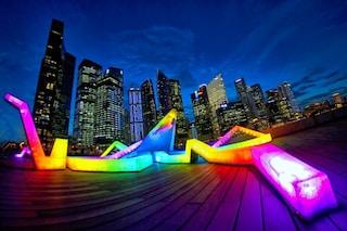 Questioni di luce: ecco i più importanti festival europei di luminarie