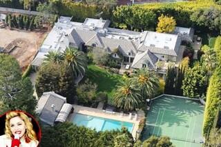 Madonna vende la sua villa di lusso a Beverly Hills per 19,5mln di dollari