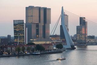 Una città verticale: ecco il nuovo De Rotterdam di OMA