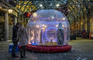 La palla di neve più grande del mondo è LEGO