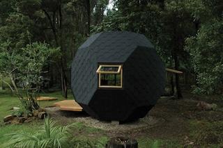 Vivere in un poliedro: ecco la particolare abitazione dell'architetto Manuel Villa a Bogotà