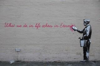 Le 10 più popolari opere di Street Art del 2013