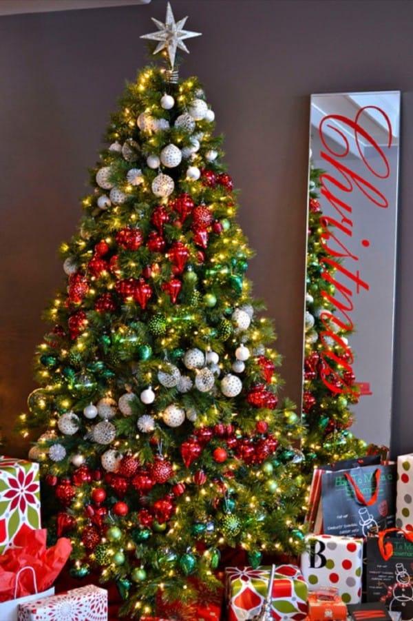 Foto Di Alberi Di Natale Originali.Alberi Di Natale 2013 Idee E Tendenze Per Decorazioni