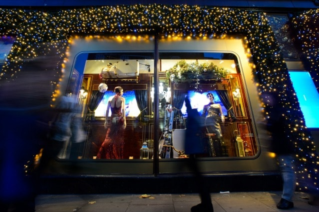 Harrods Christmas Window Displays In London (Photo Ben A. Pruchnie)