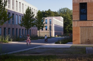 Si chiama co-housing ed è la nuova tendenza europea dell'abitare: il Neue Hamburger Terrassen ad Amburgo