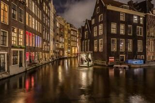 Per Natale Amsterdam si illumina con l'Amsterdam Light Festival