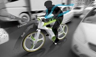 Air Purifier Bike, la bici mangia smog che arriva dalla Thailandia