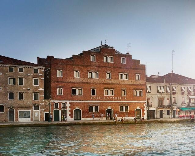 The exterior image of Generator Venice. Photo Jamie Smith.