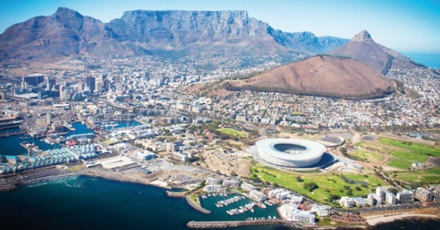 Cape Town © Shavan Rahim for VISI