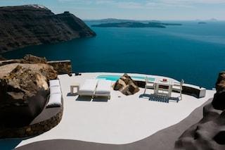 Aenaon Villas: la porta del paradiso è a Santorini