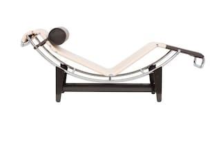 Chaise-longue LC4 CP: un omaggio di Cassina e Louis Vuitton a Charlotte Perriand