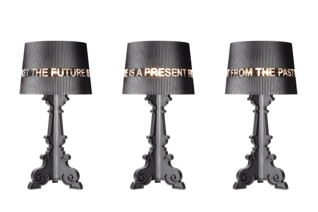 Kartell goes Bourgie by Patrick Jouin