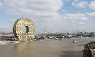 Guangzhou Circle: il più alto edificio circolare al mondo è in Cina