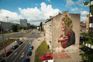 I monumentali Murales di Etam Cru: vecchi edifici diventano opere d'arte