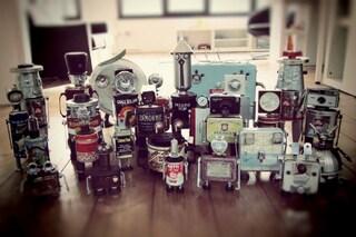 Un cucciolo di robot da adottare: arriva la prima Casa Adozioni di Robot al mondo
