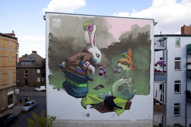 Makao–All You Can Paint, Halle,Germany, 2012 (Photo by Etam Cru)