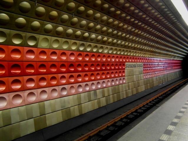 Praha, Metro Staroměstská