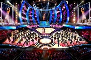 Le più belle scenografie del Festival di Sanremo, dalle prime edizioni ad oggi