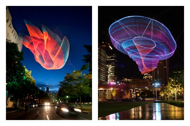 Echelman_Is Patience in Phoenix Downtown Civic Space