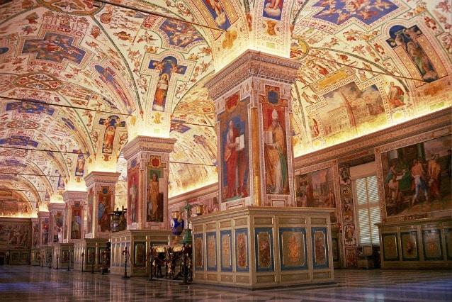 Biblioteca Apostolica Vaticana. AgfaPhoto GmbH