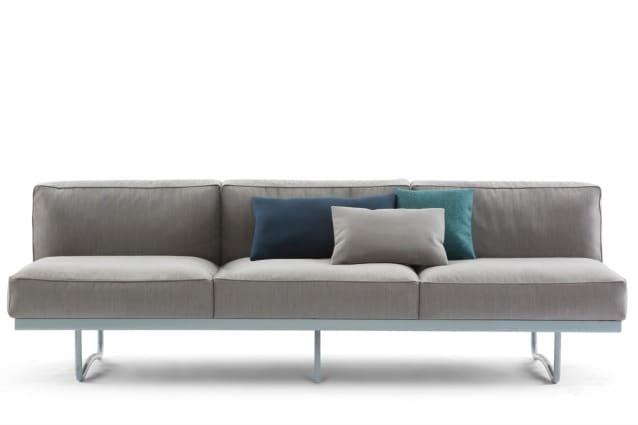 Le corbusier al salone del mobile 2014 con il divano lc5 di cassina - Divano letto cassina ...