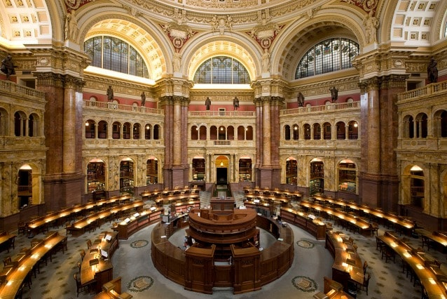 Library of Congress, W–DC