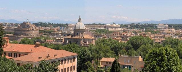 La Roma De La Grande Bellezza I Panorami I Palazzi E Gli Attici