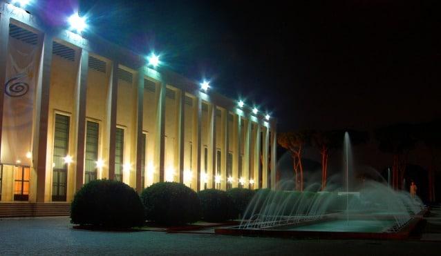 Salone delle Fontane, Eur