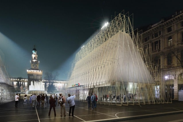 Expo Gate rendering – Alessandro Scandurra/Scandurrastudio