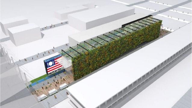 USA Pavillion