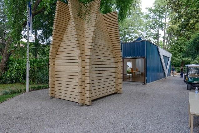 FINLAND (Pavilion Alvar Aalto): Re–Creation. 14.Mostra Internazionale di Architettura, Fundamentals, la Biennale di Venezia. Photo By Andrea Avezzù. Courtesy la Biennale di Venezia