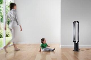 Ventilatori di design: 5 soluzioni per combattere il caldo estivo