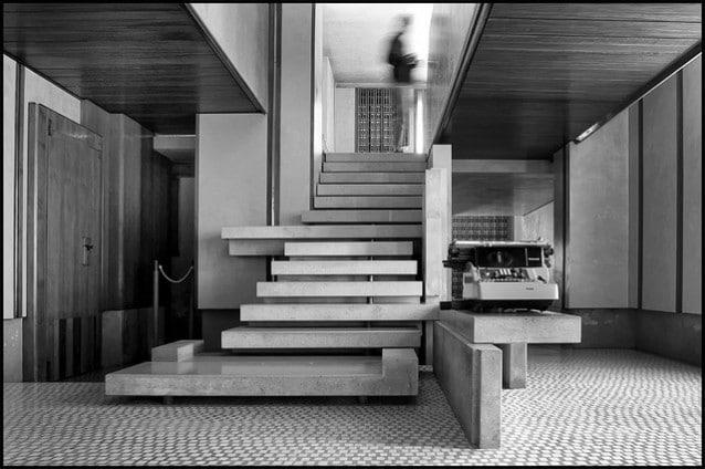 Carlo Scarpa – Negozio Olivetti, Venezia, 1957–1958
