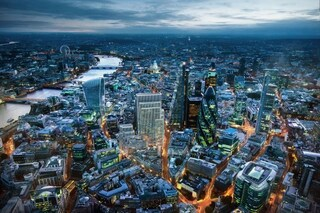 Londra, la futura Gotham City
