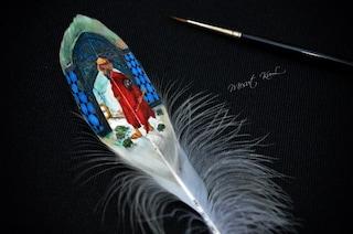 Piccolo è bello: l'arte in miniatura di Mesut Kul